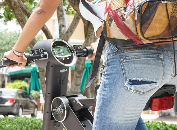 iRide4Me E-Bike Has Become College Students' BFF